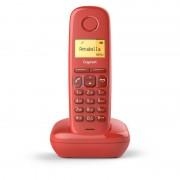 Siemens Gigaset A170 Telefone Dect Vermelho