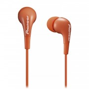 AURICULARES INTRAUDITIVOS PIONEER SE-CL502-M NARANJA - DRIVERS 9MM - 20-20000HZ - 100DB - JACK 3.5MM - CABLE 1.2M