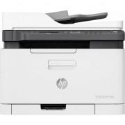 Imprimanta multifunctionala laser color HP LaserJet MFP 179fnw , Retea , Wireless , Duplex , ADF , A4