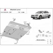 Scut motor metalic, cutie de viteza Mitsubishi Lancer, 1.5, 1.6, 1.8, 2.0, fabricat dupa 2007