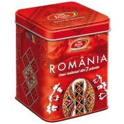 Ceai Suvenir România rosu - ceai natural din 7 plante x cutie 75 gr Fares