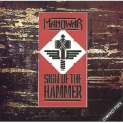 Manowar Sign of the hammer CD-multicolor Onesize Unisex