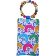 Craft Trade Cotton Phone Cover Mobile Pouch(Multicolor)