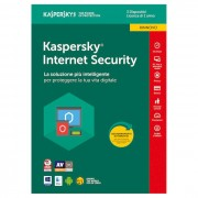 Kaspersky INTERNET SECURITY RINNOVO 3