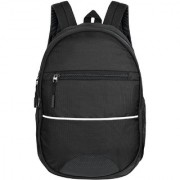 BumBart Collection 15.6 inch Laptop Bag BackPack Water Proof 16 L (Black Color)