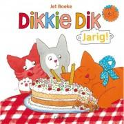 Top1Toys Boek Dikkie Dik Jarig!