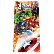 Marvel Avengers, handduk, 70x140 cm