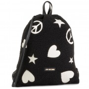 Раница LOVE MOSCHINO - JC4306PP08KP100B Nero