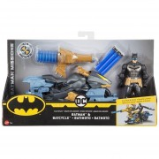 "DC CORE AIR POWER FIGURA Y VEHICULO 6"" MATTEL FVY26"