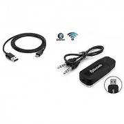 Combo for Car Bluetooth Device with USB Data Cable