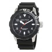 Ceas barbatesc Nautica NAD09519G Black Quartz