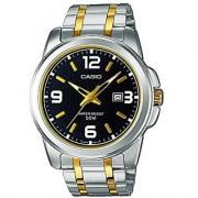 Casio Enticer Analog Black Dial Mens Watch - Mtp-1314Sg-1Avdf (A777)