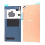 Tampa de Bateria para Sony Xperia Z3 - Cobre