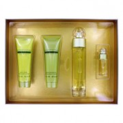 Perry Ellis Reserve Eau De Toilette Spray + After Shave Balm + Deodorant Stick + Mini EDT Spray Gift Set 463951