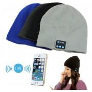 Caciula Muzicala Fes Unisex cu Functie Bluetooth si Casti Incorporate
