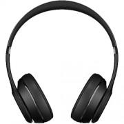Casti Wireless Bluetooth On Ear Solo 3 Cu Izolare A Sunetului, Microfon si Buton Control Volum, Negru BEATS