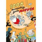 1000 beestachtige goeie moppen - Kees de Boer