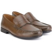 Clarks CLAUDE LANE BROWN LEATHER Formal shoes For Men(Brown)