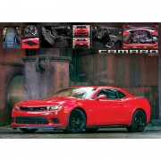 Puzzle 1000 piese 2015 chevrolet camaro z/28 a star is reborn
