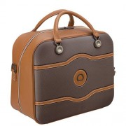 Delsey Chatelet Air 48 Hour Weekender Cabin Tote Bag - Chocolate