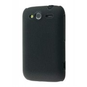 Micro Mesh Case for HTC Wildfire S - HTC Hard Case (Classic Black)