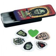 Dunlop KH01T088 Kirk Hammett Monster Pick Tin Assorted .88mm 6 Picks/Tin