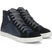 Diesel D-VELOWS S-TUNNYNGS Sneaker For Men(Black, Navy)