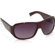 Diesel Rectangular Sunglasses(Violet)