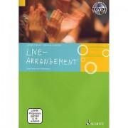 Schott Live-Arrangement Libros didácticos
