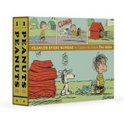 Peanuts Every Sunday: The 1950s Gift Box Set, Hardcover/Charles M. Schulz