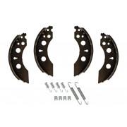 Bremsbacken mit Federsatz für Achse AL-KO 200x50 2050/2051 SGE-200S