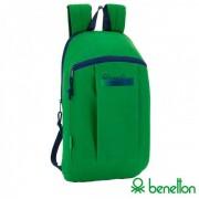 United Colors Of Benetton Mochila Ordenador Portátil 13-14 Pulg Licencia United Colors Of Benetton Green
