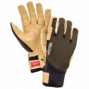 Hestra Ergo Grip Tactility 5 Finger Guanti (9, beige/marrone)