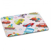 100yellow Mouse Pad | Printed Mouse Pad Anti Skid Mouse Pad for Desktop and Laptop Computer- Ideal for Kids Room
