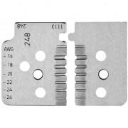 Комплект резервни ножове, 1бр за 12 12 14 с формовани остриета, 12 19 14, KNIPEX