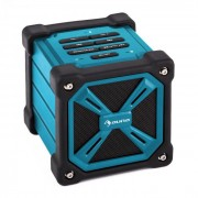 TRK-861 Altifalante Móvel Bluetooth Bateria Azul