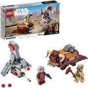 LEGO Star Wars 75265 A T-16 Skyhopper™ a Buckalakó™ Microfighter ellen