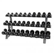 Master Fitness Premium Gummihantlar Master Fitness SET 1-10kg