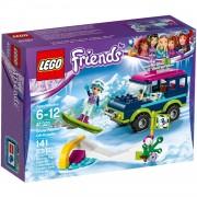 Lego friends: wintersport terreinwagen (41321)