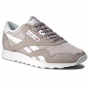 Обувки Reebok - Cl Nylon BD4903 Whisper Grey/White