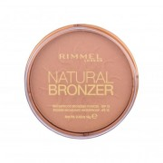 Rimmel London Natural Bronzer SPF15 бронзант 14 гр за жени 021 Sun Light