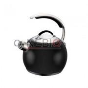 Ceainic din inox Peterhof, 3 L, Negru