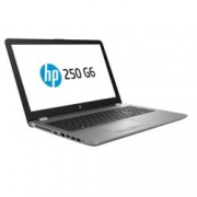 "Лаптоп HP 250 G6 (2EV91ES)(сребрист), двуядрен Kaby Lake Intel Core i5-7200U 2.50/3.10 GHz, 15.6"" (39.6 cm) Full HD SVA LED дисплей(HDMI), 8GB DDR4, 500GB HDD, 2x USB 3.1, Free DOS, 1.86kg"