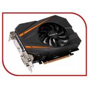 Видеокарта GigaByte GeForce GTX 1070 1556Mhz PCI-E 3.0 8192Mb 8008Mhz 256 bit 2xDVI HDMI HDCP GV-N1070IXOC-8GD