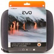 COKIN Kit Porta Filtros EVO + C-PL 95mm + ND1024 + Estojo Tamanho M