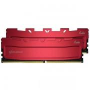 Memorii Exceleram Red Kudos 16GB(2x8GB) DDR4 3200MHz CL16 1.35v Dual Channel Kit