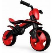 Bicicleta fara pedale neagra Injusa Jumper INJ501