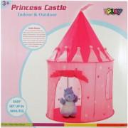 Hercegnő kastély gyermeksátor - BESTWAY strandcikkek