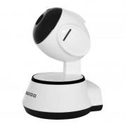 Anpwoo YT001 720P HD WiFi IP-Camera met 6 infrarood LEDs voor PC's ondersteuning van bewegingsdetectie & nachtzicht & TF kaart (Max 64GB)