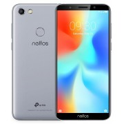 "Smartphone TP-Link Neffos C9A 5.45"" HD 1440x720 MT6739WW 4*CortexA53 1.5GHz 16GB/2GB 5MP/13MP Grey"